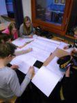 Das Architekturprojekt der Georg-Schulhoff-Realschule