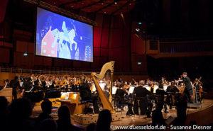 Bühnenfotografie Tonhalle Düsseldorf