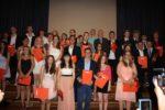 Stimmungsvolle Abschlussfeier der 10. Klassen