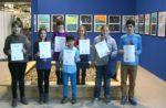 Wettbewerb vom Aquazoo und der Messe Düsseldorf auf der boot 2014