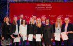Die Siegerehrung des Planspiel Börse 2013