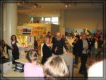 Ausstellungseröffnung ein voller Erfolg