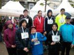 """GSRS beim """"Kleinen""""-Marathon  in Düsseldorf"""