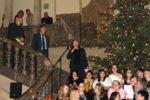 Weihnachtsfeier Bezirksregierung