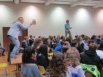 """Besuch des Teams des """"Steimel-Menschner-Projektes"""""""
