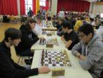 Schach-Stadtmeisterschaften der Düsseldorfer Schulen